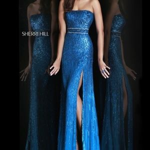 Sherri Hill 8542 Evening Gown